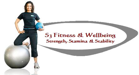 S3 Fitness Logo